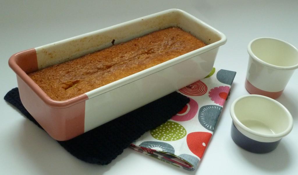 Orangenrührkuchen