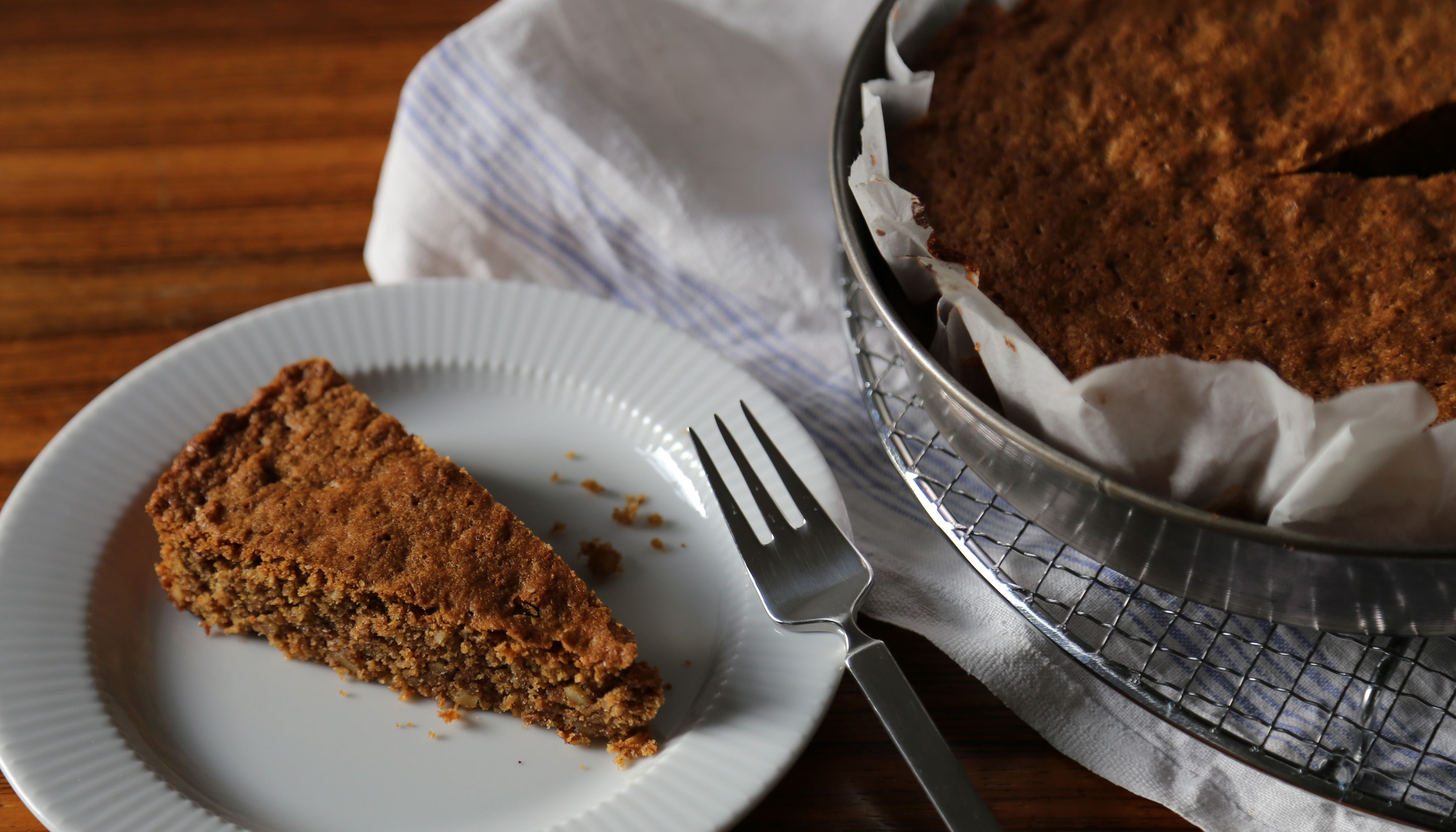 Nusskuchen-River-Cafe-Kuchenstück