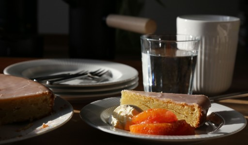 Zitronenkuchen aus 'Apulien'